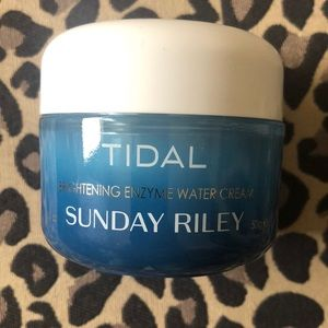 - Sunday Riley tidal enzyme water cream
